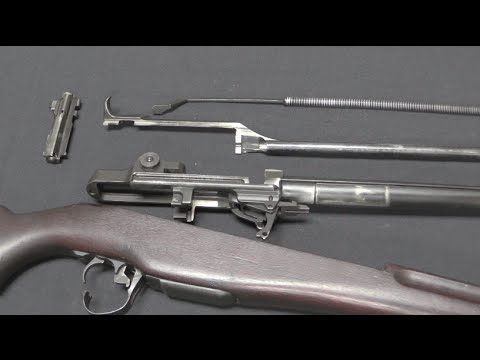 T3E2 Trials .276-Caliber Garand