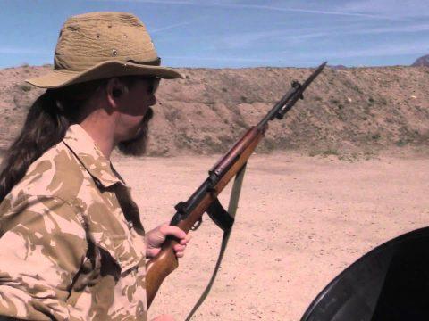 2-Gun Match: New Inland M1 Carbine