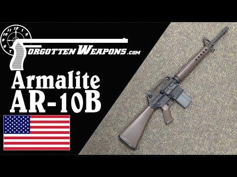 The Original Retro AR-10: Armalite's AR10B