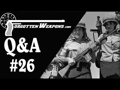 Q&A 26: SHOT Show and More