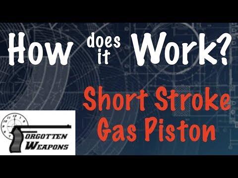 How Does it Work: Short Stroke Gas Piston