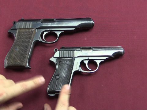 Walther MP-PP Prototype