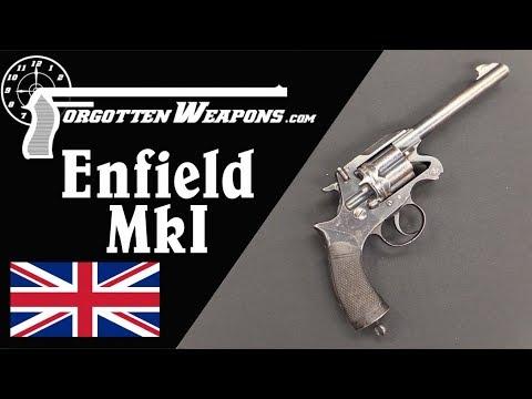Enfield MkI Revolver: Merwin Meets Webley (Sort Of)