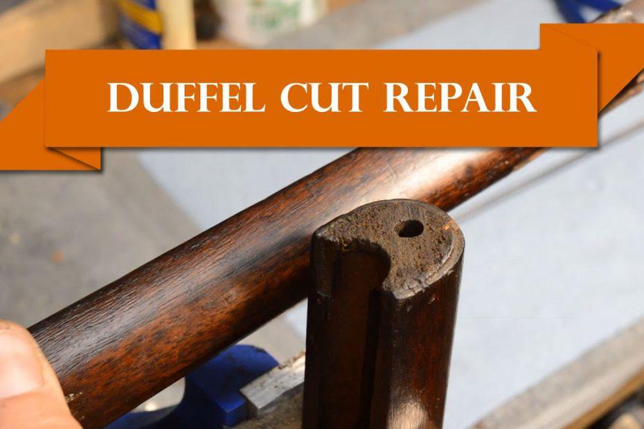 Anvil 072: Spooky Duffel Cut Repair