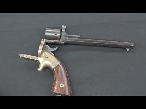 Pond .32 Rimfire Revolver