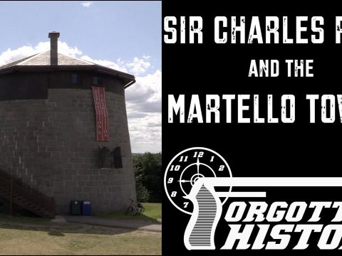 Sir Charles Ross was a Jerk: The Martello Tower