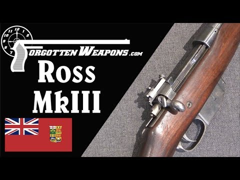 The Ross in the Great War: The Mk III (and MkIIIB)