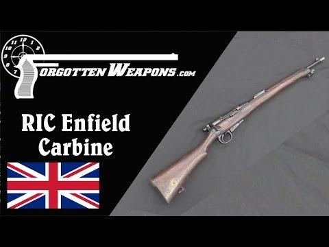 RIC Royal Irish Constabulary Enfield Carbine