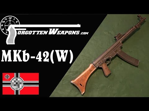 MKb-42(W) – The Sturmgewehr That Never Was