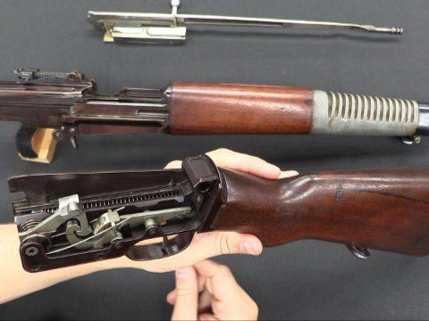 ZH-29 Semiauto Rifle