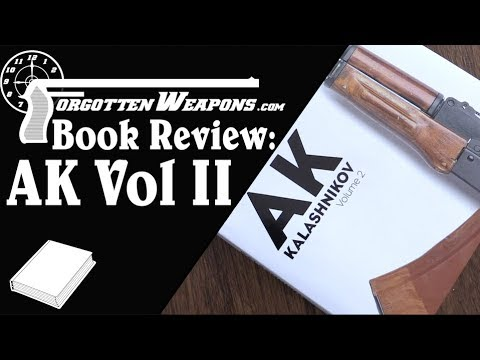 Book Review: Vickers Guide to the Kalashnikov, Volume II