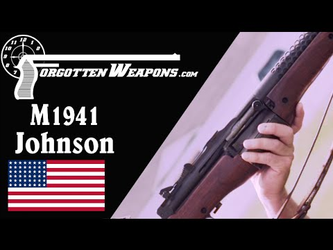 Johnson M1941 Rifle