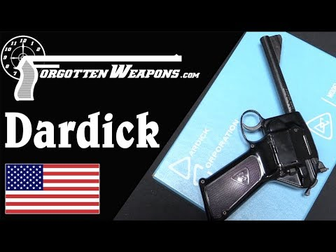 Dardick Model 1500: The Very Unusual Magazine-fed Revolver