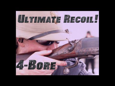 Ultimate Recoil: 4-Bore Rifle Edition!