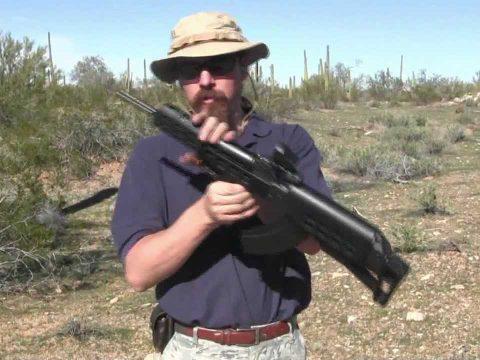 AKU-94 Bullpup AK Conversion
