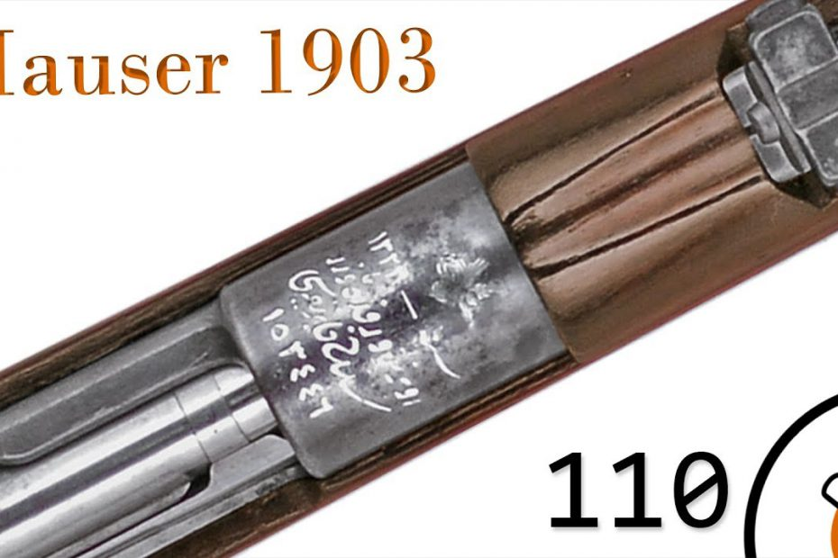 Small Arms of WWI Primer 110: Ottoman Mauser 1903