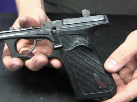 H&K P9S Pistol