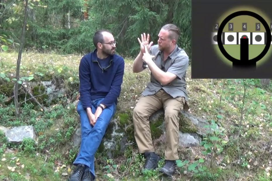 Mike and Karl discuss using iron sights