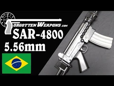 Springfield's SAR-4800 FAL…in 5.56mm