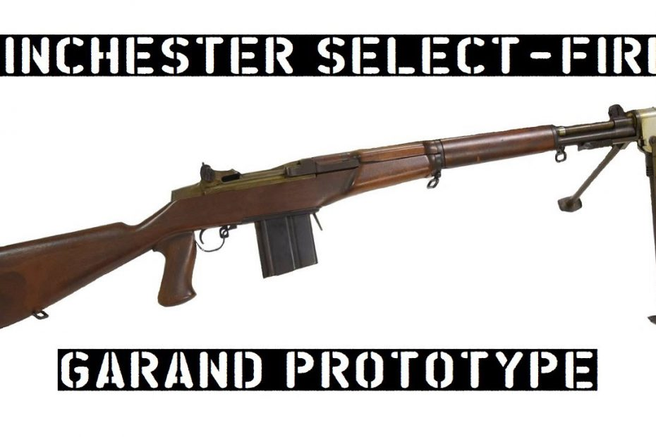 TAB Episode 59: Winchester Select-Fire Garand Prototype