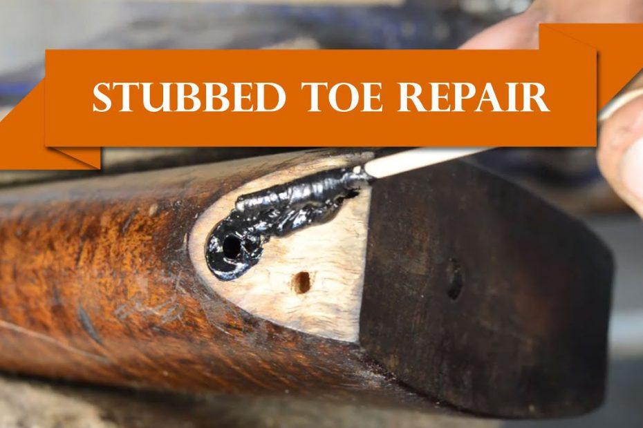 Anvil 074: Stubbed Toe Repair