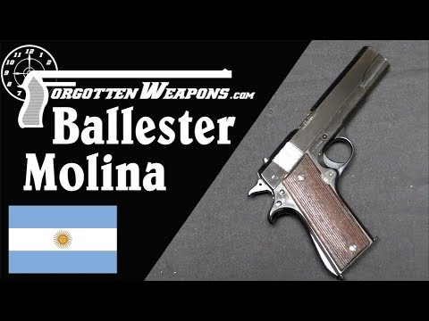 Ballester Molina: The Underrated Argentine .45