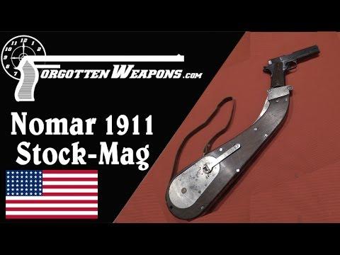 Nomar M1911 Magazine-Stock
