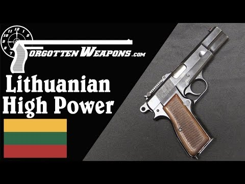 Pillars of Gediminas: The Lithuanian High Power
