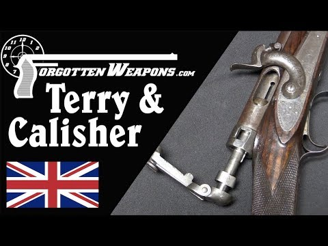 Terry's Breechloading Carbine: Used by Hussars and Confederates