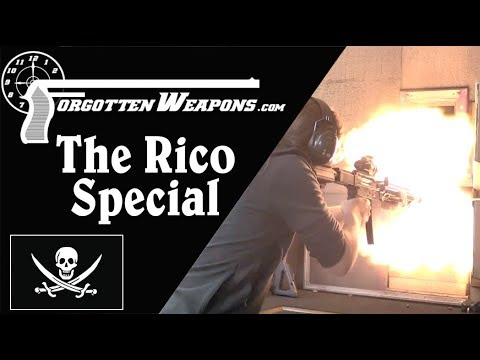 Holy Mother of Muzzle Flash, the Rico Special