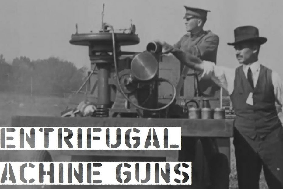 TAB Episode 61: Centrifugal Machine Guns
