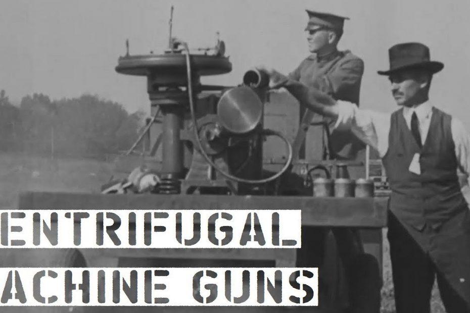 TAB Episode 61: Centrifugal Machine Guns