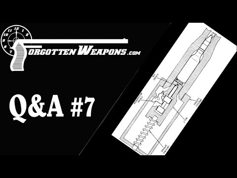 Q&A #7: Obsolete Guns, Coffee Grinder Stocks, and More!