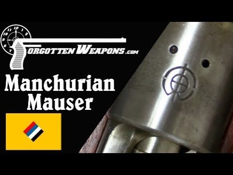 Type 13 Manchurian Mauser – A WW1 Legacy in China