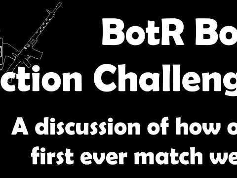 BotR Bolt Action Challenge Competition Report