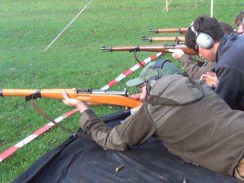 Bloke's Shooting at the Bloke on the Range Bolt Action Challenge