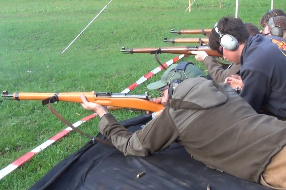Bloke's Shooting at the Bloke on the Range Bolt Action Challenge