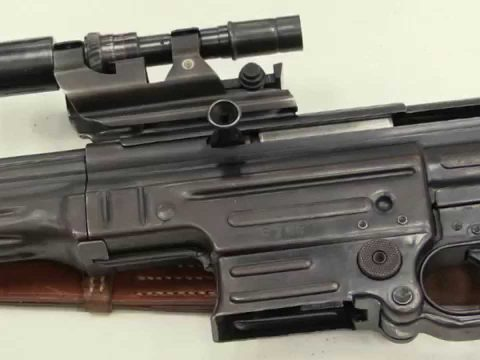 MKb-42(H) Assault Rifle with ZF-41 scope