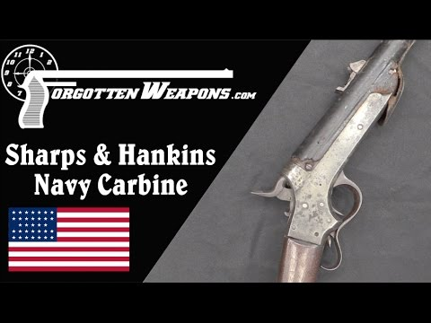Sharps & Hankins Navy Model Carbine