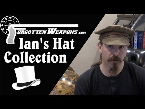 20 Minutes of Ian's Hat Collection