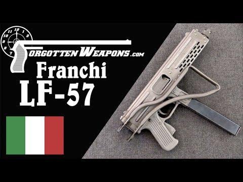 Italian Sci-Fi Blaster: The Franchi LF-57
