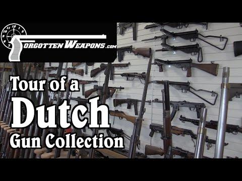 Tour of a Dutch Gun Collection