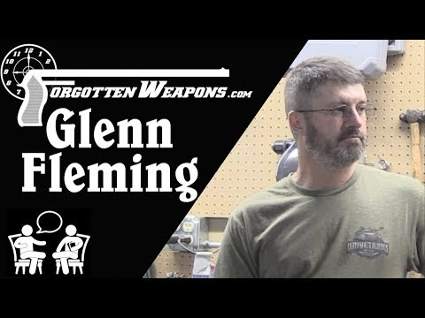 Chatting About Cannons & Tanks with Glenn Fleming