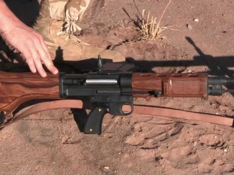 Reproduction FG-42 by SMG Guns