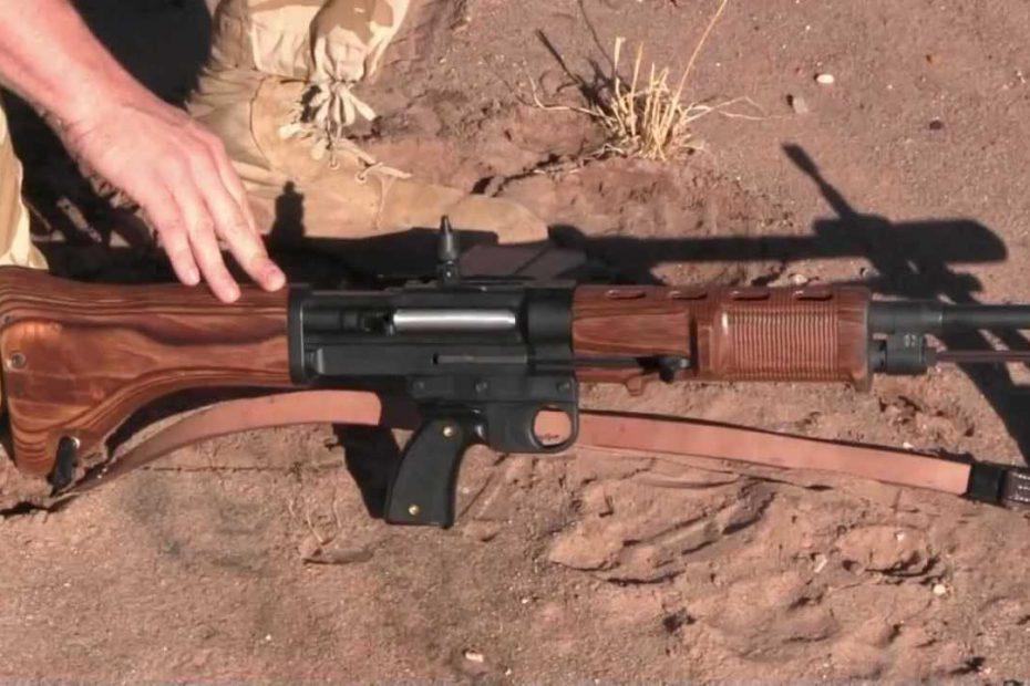 Reproduction FG-42 by SMG Guns