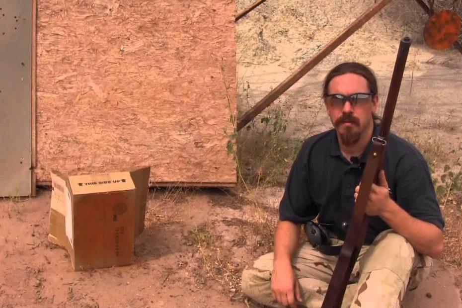 Turkish Orman/Berthier Carbine at the Range