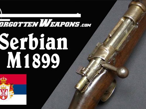 Serbian 1899 Mauser – Like Boers in Europe