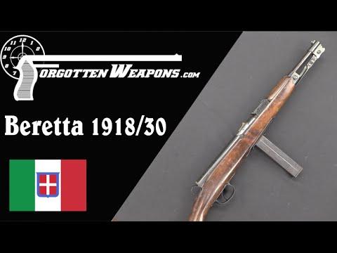 Beretta Model 1918/30