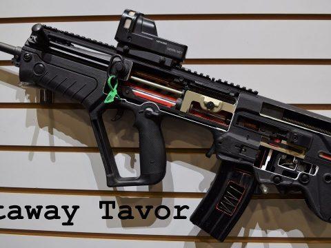 TAB Short: Cutaway Tavor