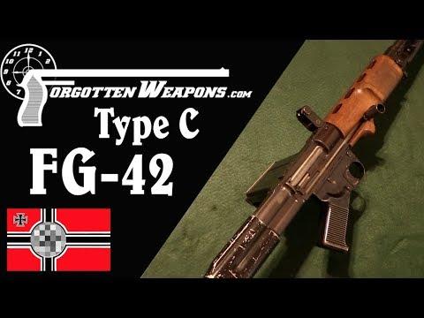 Pre-Production FG-42 (Type C)